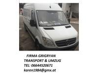 Kleintransporte Graz - Grigoriyan