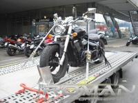 Motorradtransport