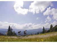 Mountainbiken im Salzburger Lungau