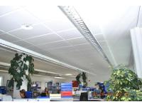 Schallschutz in Großraumbüro