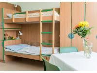 6 Bett Zimmer