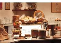 Frühstücksbuffet am Glitschnerhof