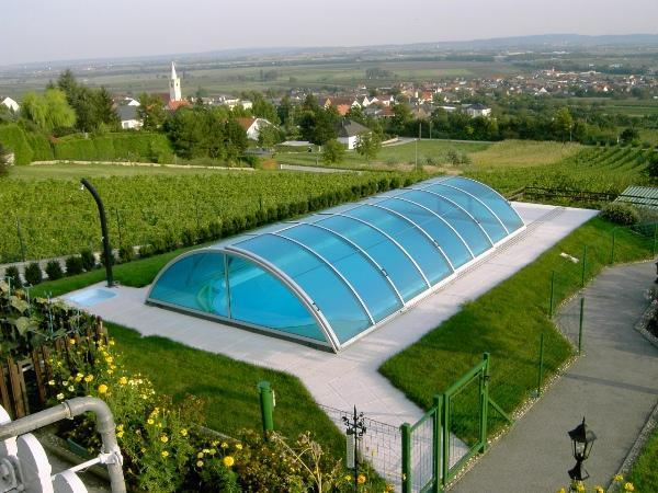 Vorschau - Schwimmbadüberdachung