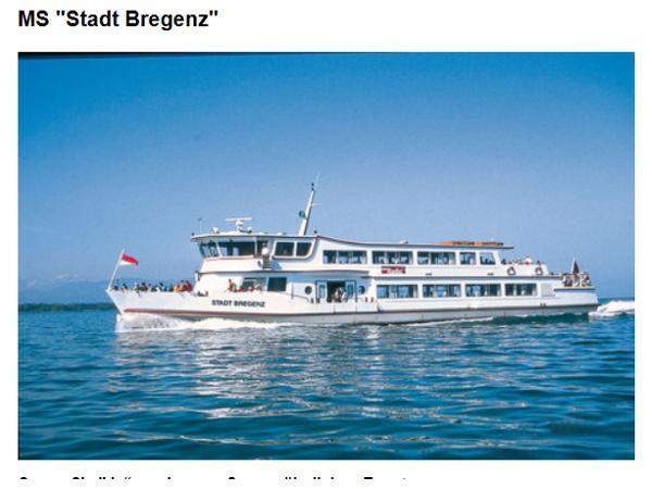 Vorschau - Foto 12 von VL Bodenseeschifffahrt GmbH & Co KG