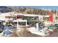 Firmengebäude Skischule + Intersport Sturm