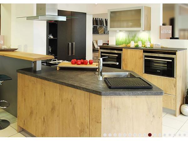 olina k chen gerhard pfister 5531 eben k che. Black Bedroom Furniture Sets. Home Design Ideas