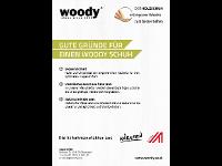 Gute Gründe für eine woody Schuh