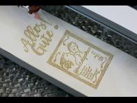 Lasergravur Weinkiste