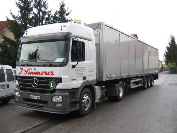 Vorschau - Foto 7 von Simmerer Josef Transportunternehmen GesmbH