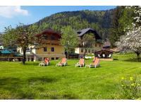 Garten und Liegewiese in Hintersee