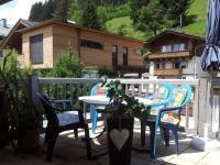 Terrasse  Appartement Wildkogel