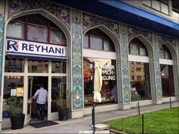 Orienthaus Reyhani - Schönaugasse 49, 8010 Graz