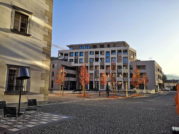 Neuer Rathausmarkt Spittal an der Drau