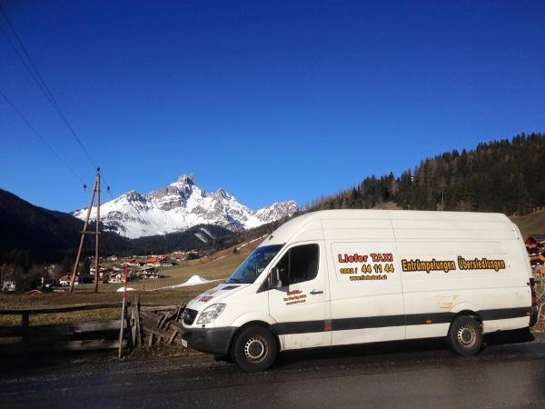 LieferTAXI - Wir transportieren überall hin!
