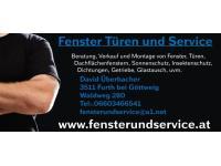 Fenster Türen und Service - David Überbacher