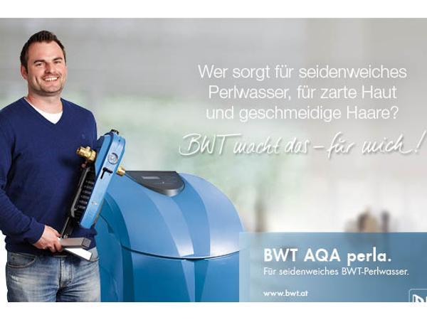 BWT E1 Einhebelfilter und Enthärtungsanlge