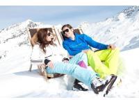 Winterfeeling - Skigebiet See