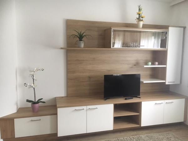 Appartement- Wohnzimmer