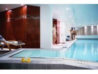 Hotelpool im Hotel Innsbruck