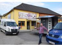 Seit 2014 unser neuer Firmensitz in Stetten