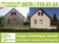 www.algenstop.at - Fassadenreinigung-Dachreinigung