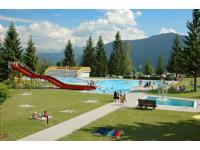 Erlebnisbad Gailtaler Bergbad mit Camping Alpenfreude
