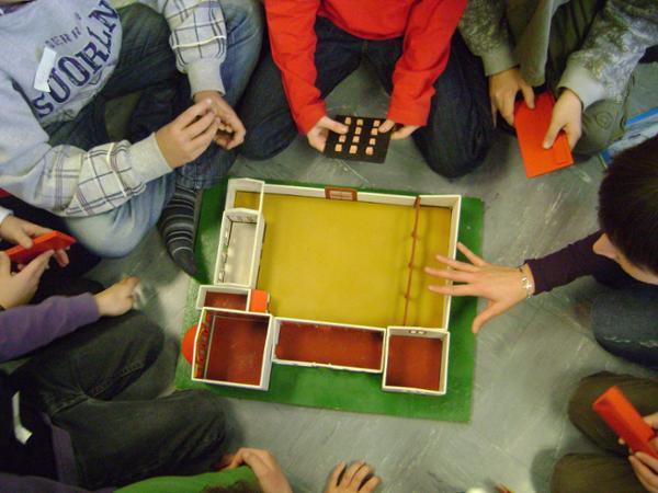 Kidsmobil-Workshop