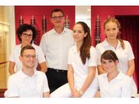 Team der Augenoptik Barmherzige Brüder