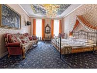 Hotel Urania Barockzimmer