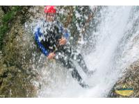 Canyoning mit Motion Outdoor Center