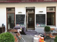 Malerarbeiten in Restaurant Kantine 1060 Wien