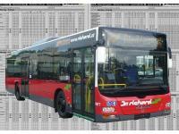 MAN Linienbus mit EURO 6 Motor
