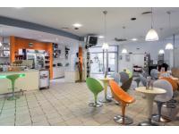 Barbereich Fitnesscenter California Linz