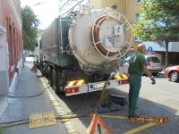 Tankreinigung