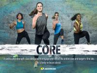 Jazzercise Core