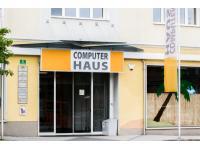 Computerhaus Weiz, Eingang Florianigasse