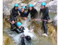 Canyoning in Tirol - Zugspitzregion
