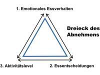 Das Dreieck des Abnehmens - die 3 Faktoren zu Ihrer Idealfigur