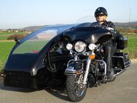 Motorradbestattung