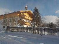 Lahnhof Winter