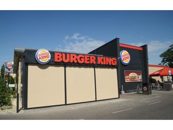 Burger King Restaurant 1120 Wien Restaurant Amerikanisch
