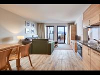 Alpenwohnen.Apartement - Wohnbeispiel