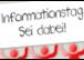 AUSBILDUNG: Kostenfreie Info-Samstage