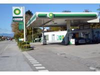 Lagerhaus Graz Land regGenmbH - BP-Tankstelle Lieboch
