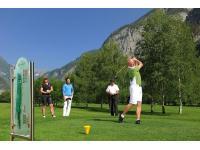 Golfacademy John Seymour