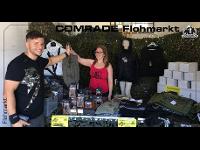 COMRADE Flohmarkt