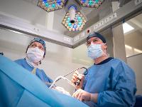 OP - Arthroskopie