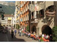 Hotel Weisses Kreuz in Innsbruck