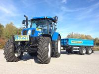 Unser 140 PS Traktor