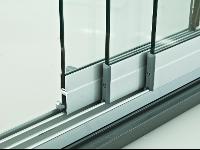 Balkonschiebewand VG15/VG17